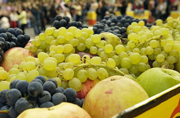 Россия запретит поставки фруктов из Молдавии на следующей неделе