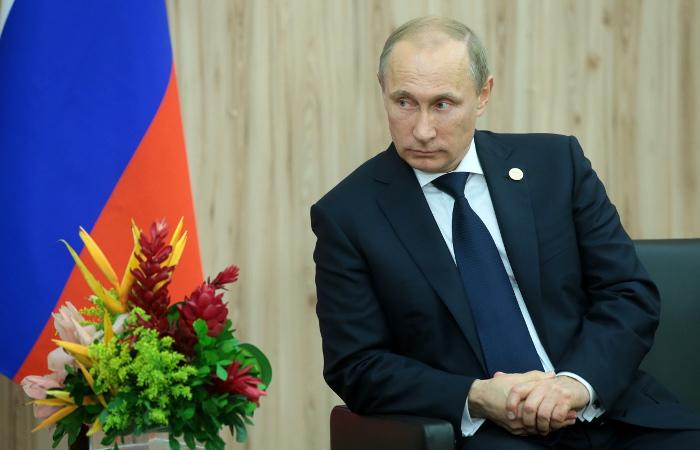 Путин возложил на Украину ответственность за крушение малайзийского лайнера