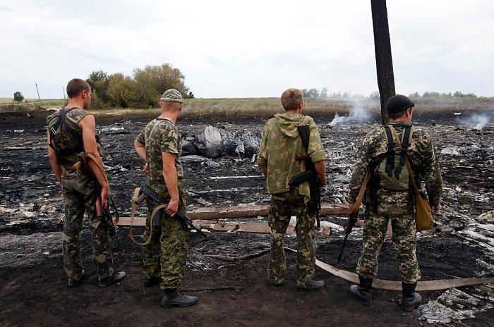 """Власти Украины обвинили ДНР в уничтожении доказательств на месте падения """"Боинга"""""""