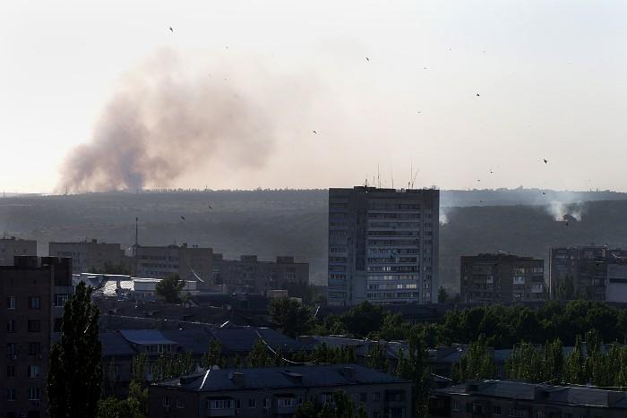 Украинская армия отбила у ЛНР юго-восточную часть Луганска