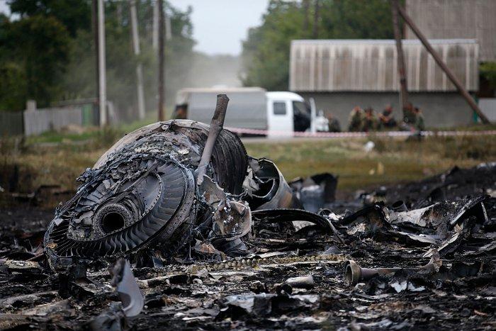 """В ДНР заявили об обнаружении """"черных ящиков"""" разбившегося """"Боинга"""""""