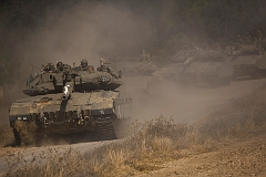 Израиль расширит наземную операцию в секторе Газа