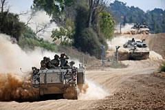 СБ ООН потребовал немедленного вывода израильских войск из сектора Газа