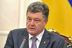"""Порошенко согласился привлечь россиян к расследованию крушения """"Боинга"""""""