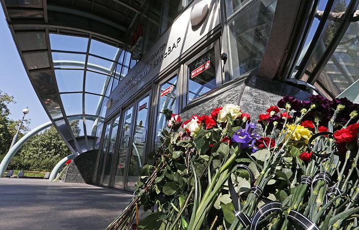 Скончалась еще одна пострадавшая в аварии в московском метро