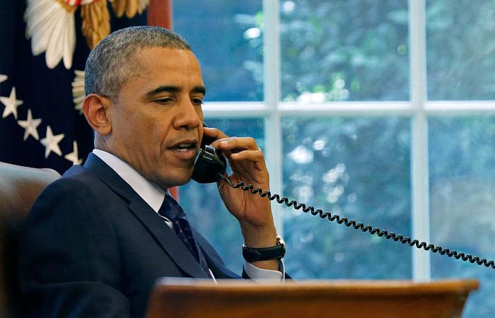 Обама снова призвал ЕС к жестким мерам в отношении России