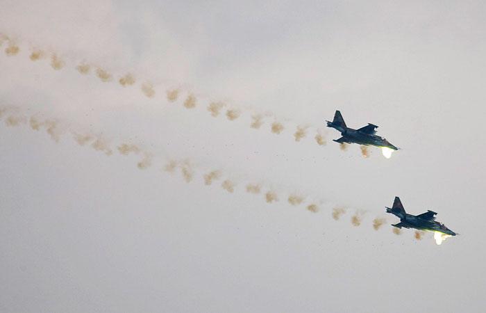 В Киеве подтвердили потерю двух самолетов на востоке страны