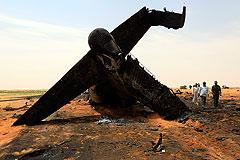 Французские истребители обнаружили место падения лайнера Air Algerie