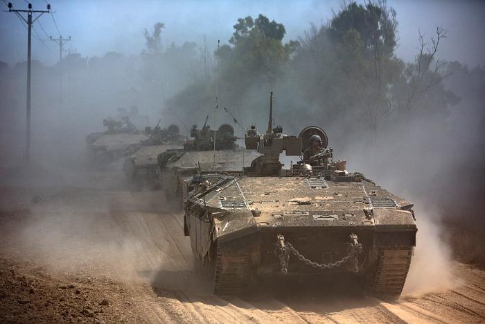 Израиль и ХАМАС объявили 12-часовое перемирие