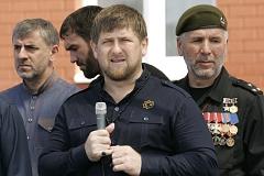 Кадыров поместил Обаму в свой санкционный список