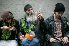 В Колорадо выросло число бездомных после легализации марихуаны