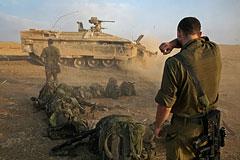 Нетаньяху призвал готовиться к длительной войне в секторе Газа