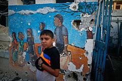 Израиль расследует гибель мирных жителей в результате обстрела школы