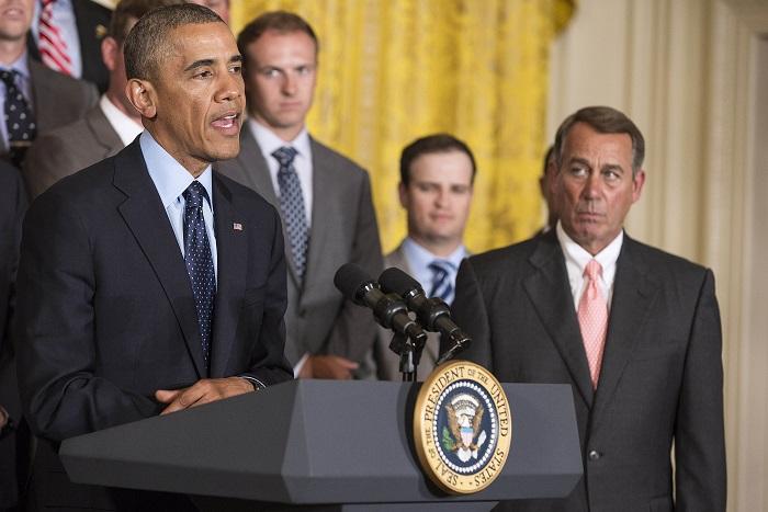 Палата представителей США разрешила республиканцам подать в суд на Обаму