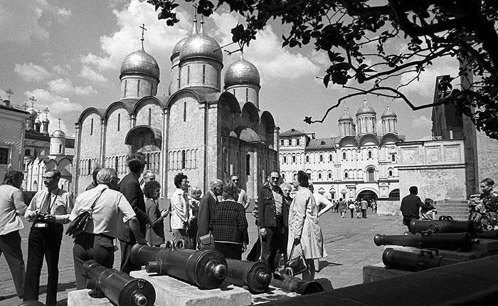 Путин предложил вернуть Кремлю исторический облик