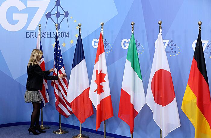 G7 будет блокировать проекты Всемирного банка в России