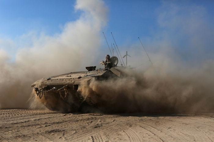 Израиль и ХАМАС договорились о 72-часовом перемирии