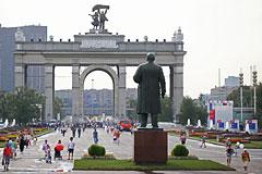 В Москве продлят работу общественного транспорта в связи с юбилеем ВДНХ