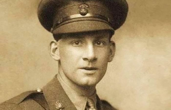 В Великобритании опубликованы военные дневники Зигфрида Сассуна