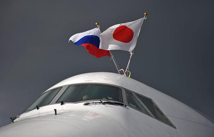 Япония одобрила санкции в отношении России