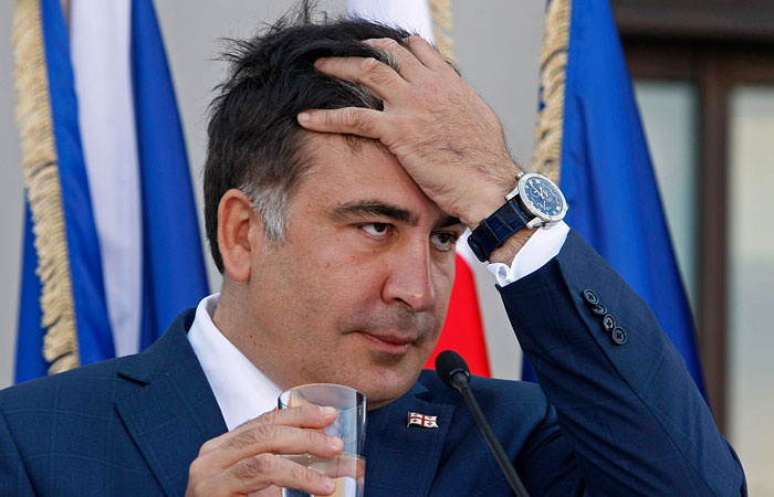Грузинская прокуратура предъявила Саакашвили новое обвинение