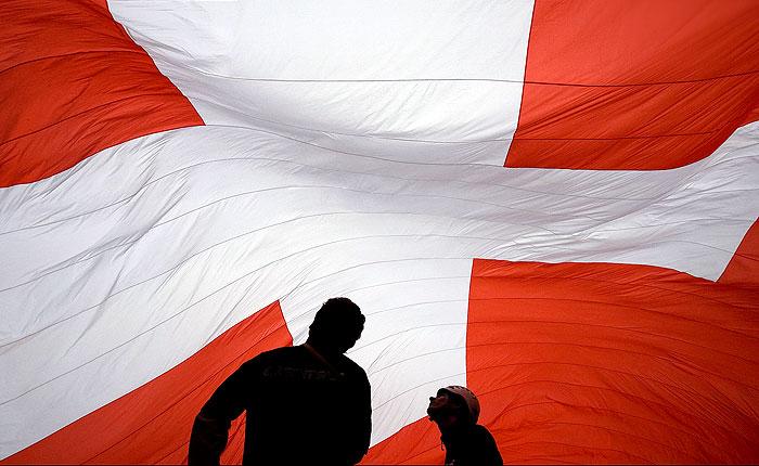 Швейцария расширила санкционный список в отношении России
