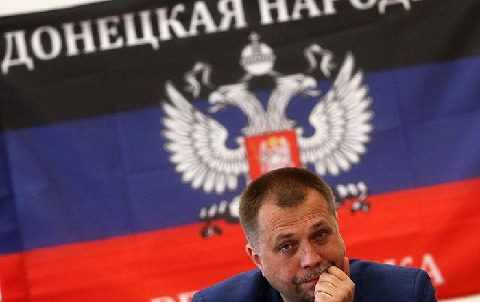 Бородай ушел с поста премьера ДНР