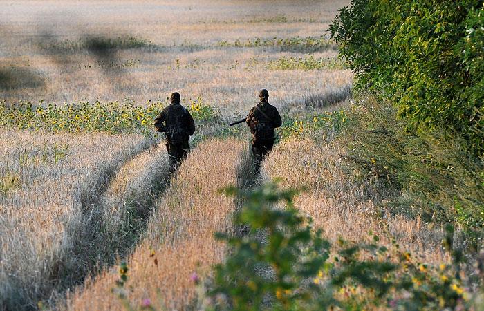 СКР попросил арестовать укрывшихся в России украинских военных