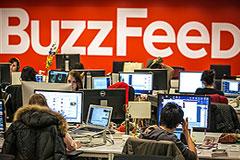 BuzzFeed создаст собственную киностудию в Голливуде