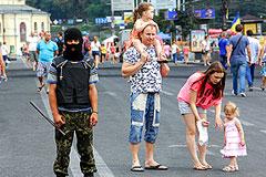 Киевский Майдан освободили от палаток