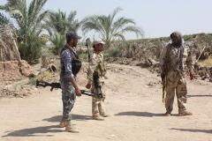 Иракская армия вошла в Багдад
