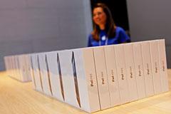 Bloomberg узнал о начале производства новых iPad