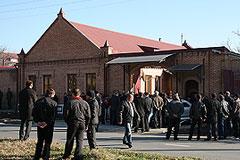 Задержаны подозреваемые в убийстве мэра Владикавказа