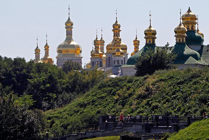 Избран новый глава Украинской православной церкви