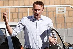 """Навальный отказался признать вину по делу """"Ив Роше"""""""