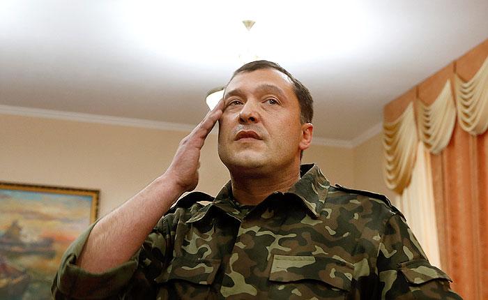 Болотов покинул пост главы ЛНР