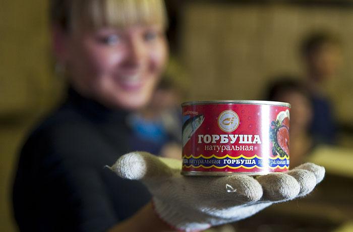 Цена на красную рыбу в России начала расти
