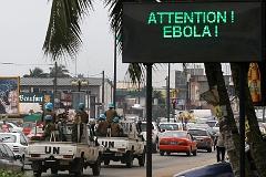 Из центра содержания больных лихорадкой Эбола в Либерии сбежали десятки пациентов