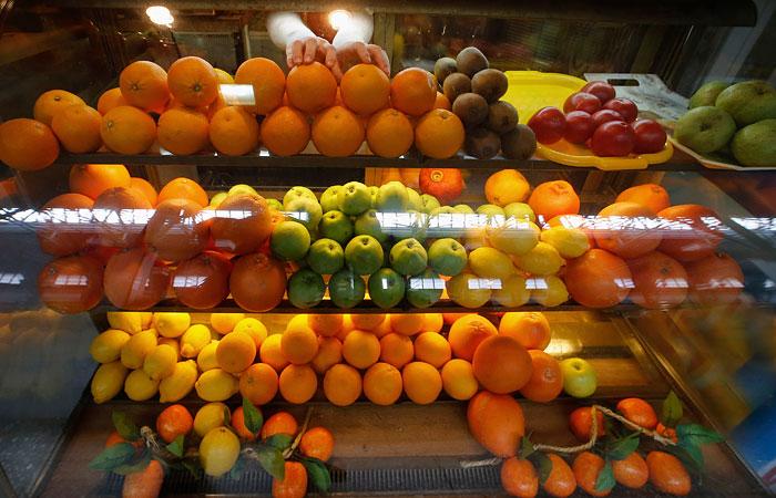 ЕС принял чрезвычайные меры поддержки производителей продуктов