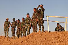 Иракские войска выбили боевиков с территории крупнейшей в стране плотины