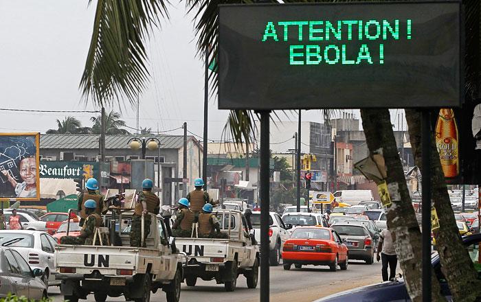 Число жертв лихорадки Эбола превысило 1200 человек