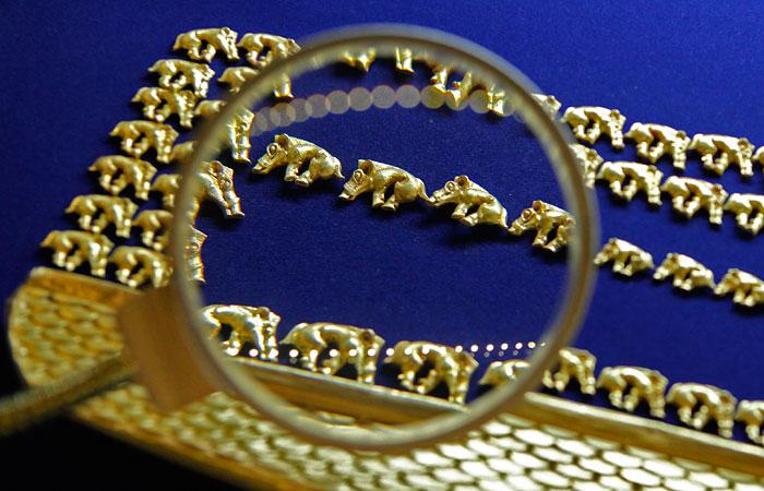 Скифское золото из Крыма останется в Нидерландах до суда