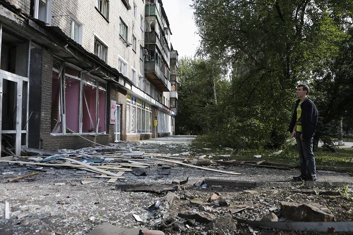 В ДНР сообщили о ликвидации 40 украинских военных