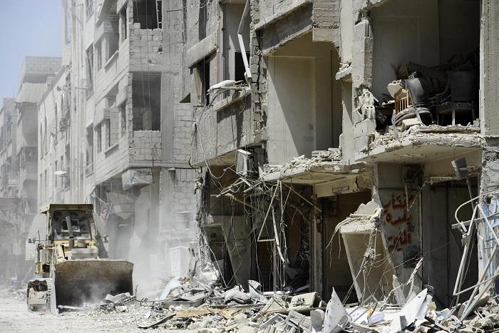 Белый дом рассказал о первой высадке американских военных в Сирии