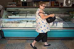 В Венесуэле будут продавать продукты по отпечаткам пальцев