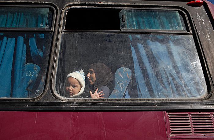 Более 30 человек погибли при столкновении двух автобусов близ Шарм-эш-Шейха