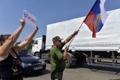 Совбез ООН высказался по поводу ситуации с российским гуманитарным конвоем на Украине