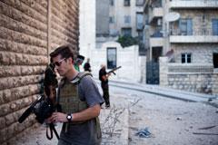 Британские СМИ назвали подозреваемых в убийстве журналиста Фоули