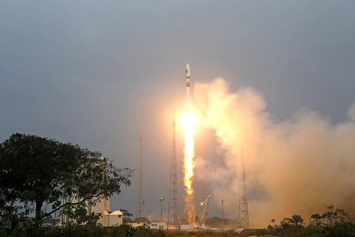 Европейские навигационные спутники системы Galileo не вышли на заданную орбиту