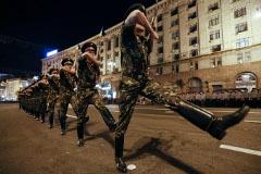 В Киеве пройдет парад войск по случаю Дня независимости Украины